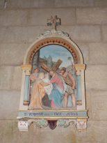 Matha - L'église Saint-Pierre de Marestay - Le chemin de croix (13 août 2018)