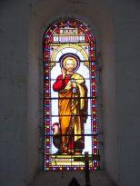 Matha - L'église Saint-Pierre de Marestay (13 août 2018)