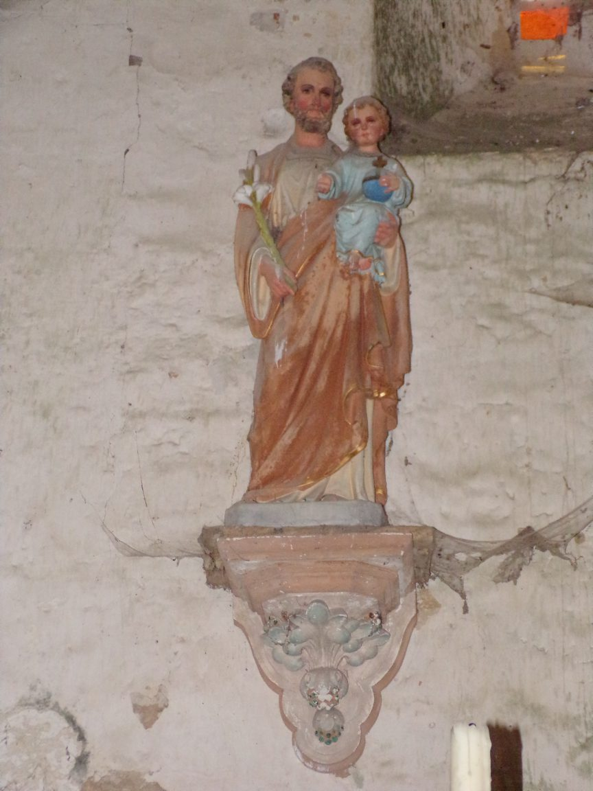 Plaizac - L'église Saint-Hippolyte (ou Saint-Martin) (21 août 2018)