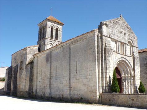 Plaizac - Eglise Saint-Martin (21 août 2018)