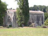 Saint-Brice - L'abbaye de Châtres (30 juillet 2018)