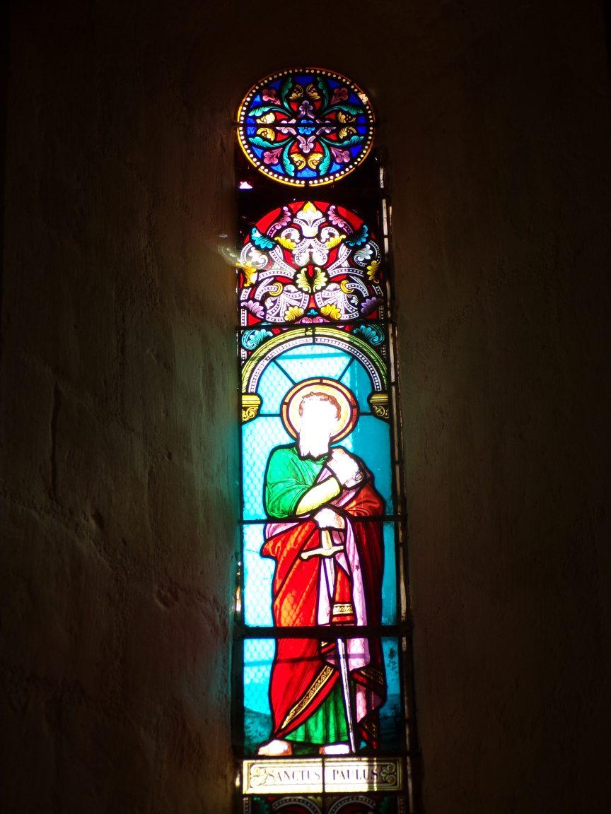 Mesnac - L'église Saint-Pierre - Sanctus Paulus (16 septembre 2018)