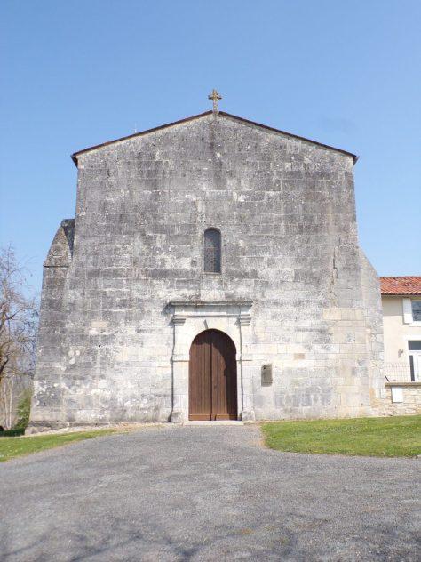 Merpins - Eglise Saint-Rémy (24 mars 2019)