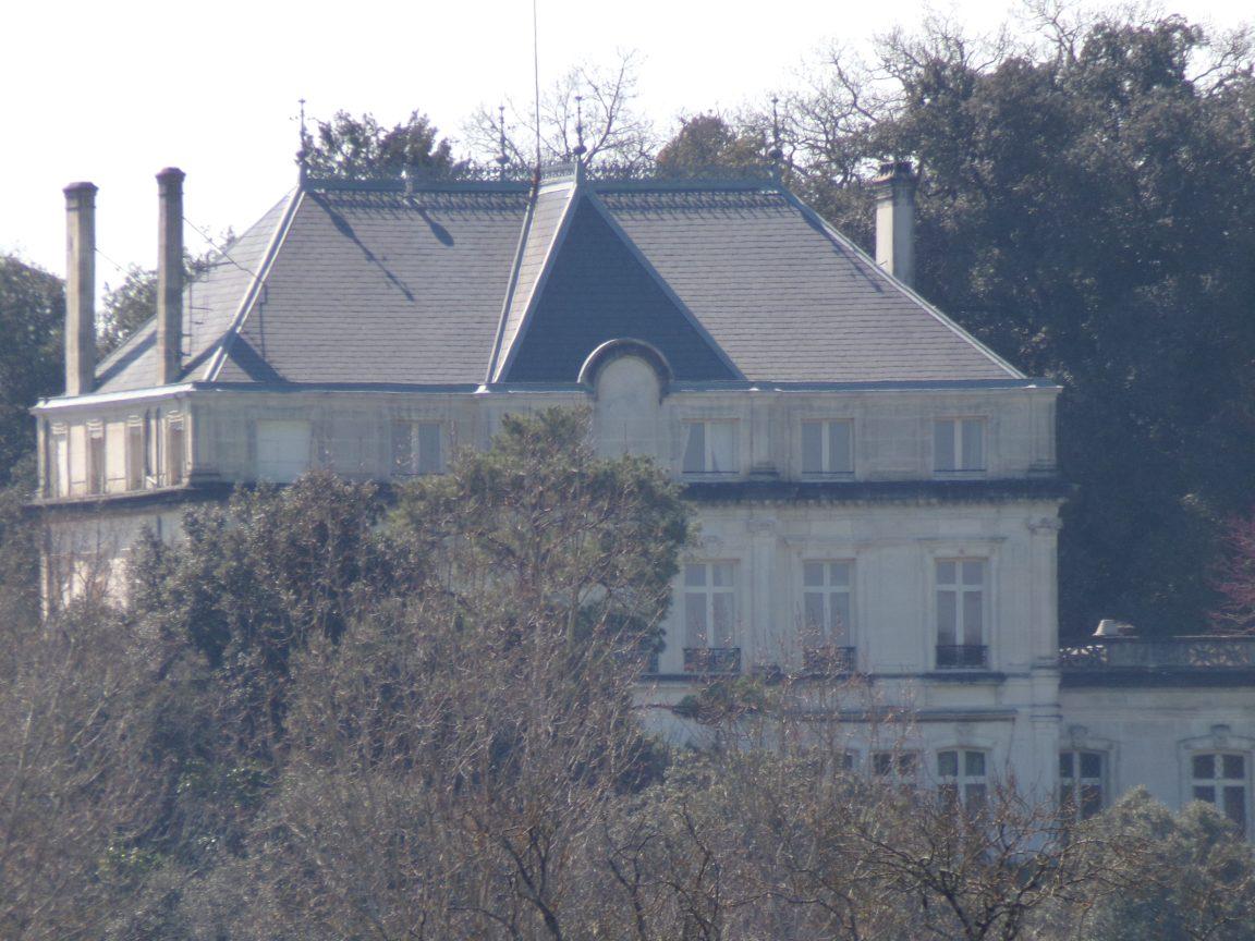 Gensac-la-Pallue - Le logis du Perron (28 mars 2019)