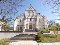 Genté - Eglise Saint-Médard (12 avril 2019)