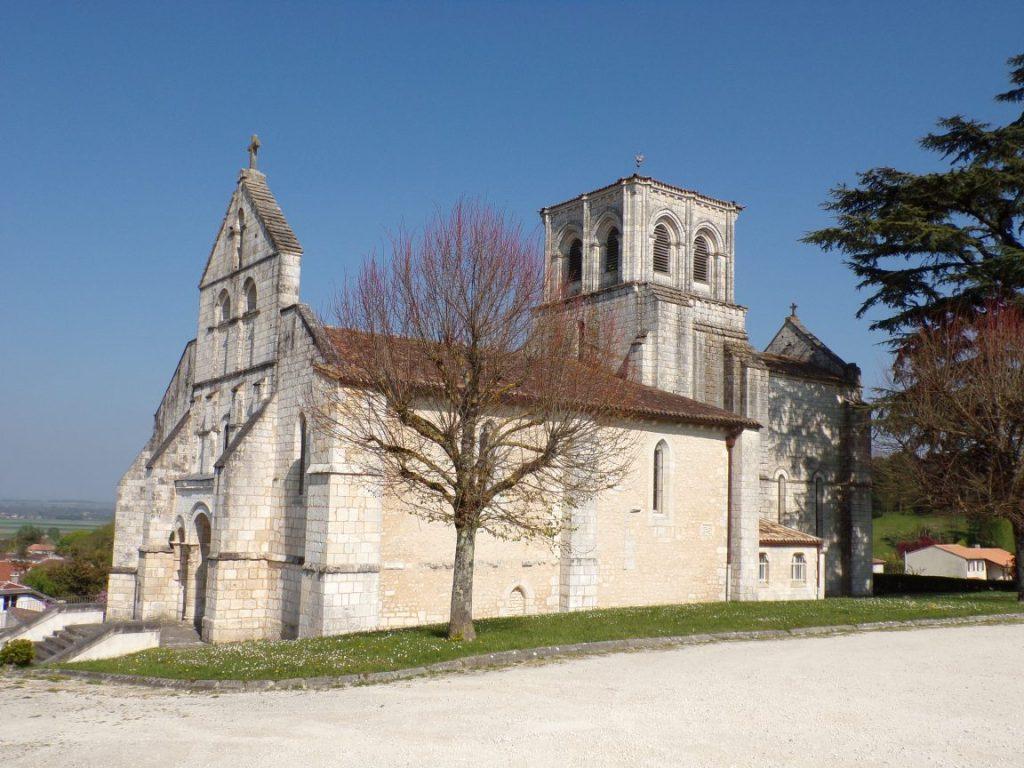 Genté - L'église Saint-Médard (12 avril 2019)