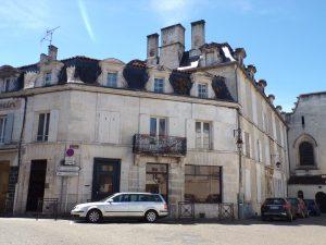 Couvent de bénédictines Notre-Dame-de-Grâce (15 mai 2019)