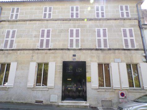 Rue Dupuy - François Porché (6 mai 2019)