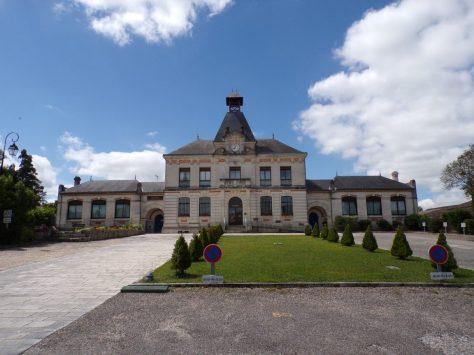 Chérac - La Mairie (16 juin 2019)