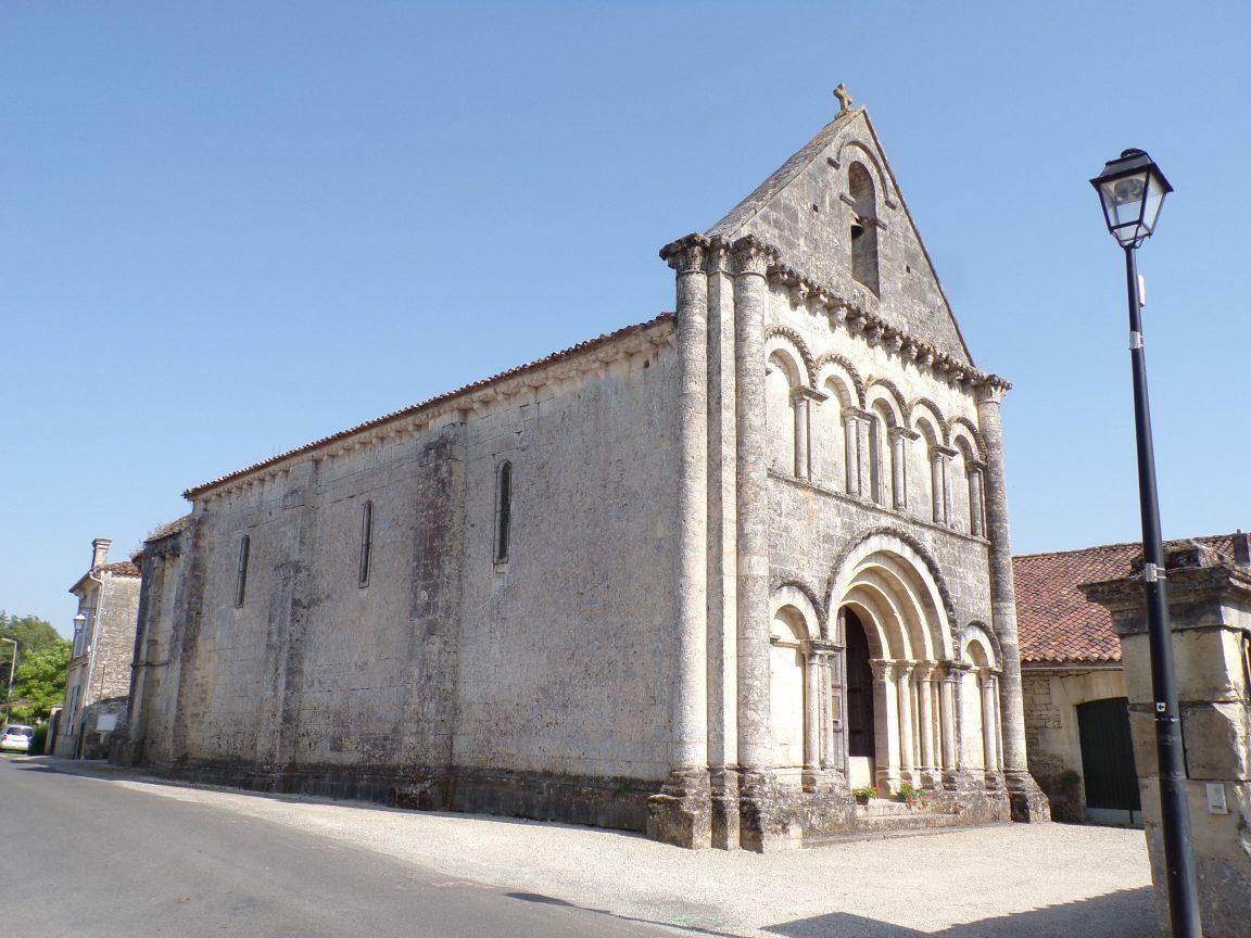 Le Seure - L'église Notre-Dame de l'Assomption (29 juin 2019)