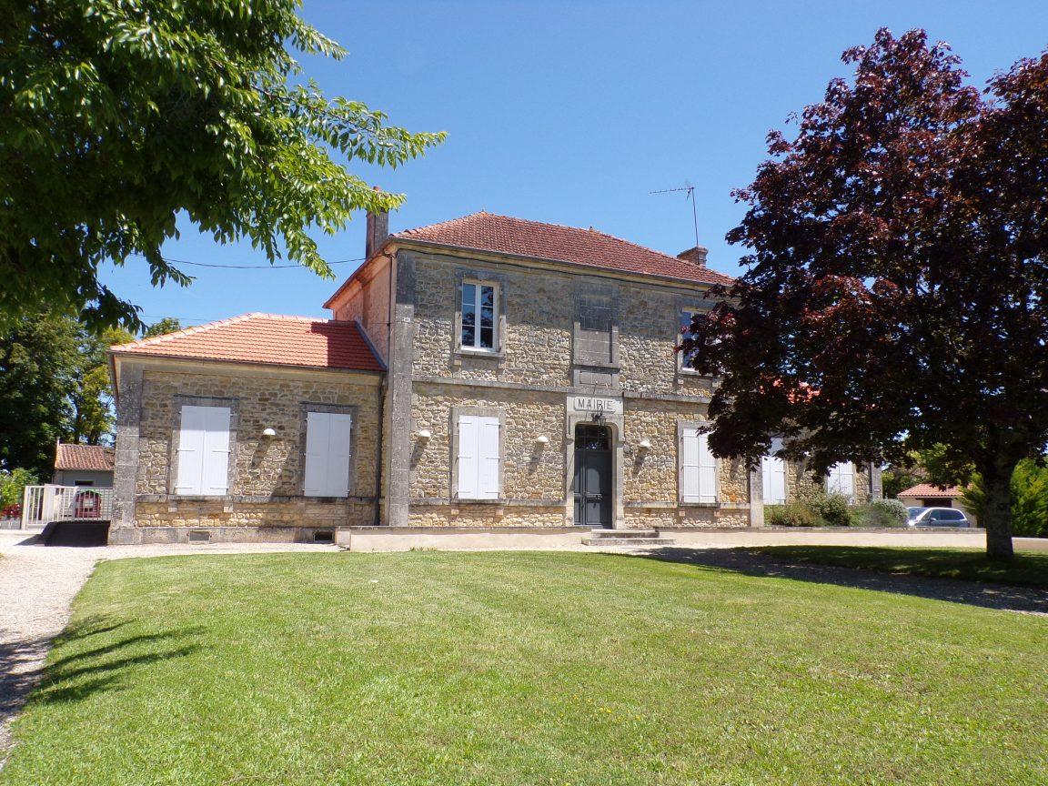 Mainxe - La Mairie (17 juin 2019)