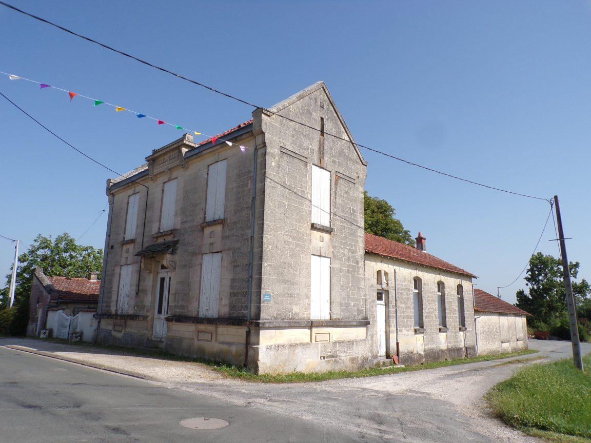 Migron - L'ancienne école de filles (29 juin 2019)