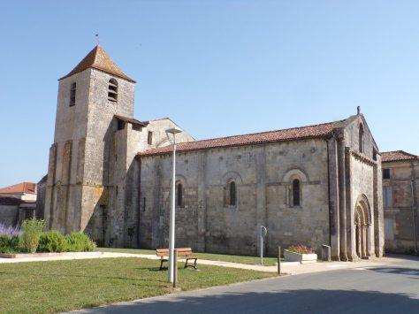 Migron - Eglise Saint-Nazaire (29 juin 2019)