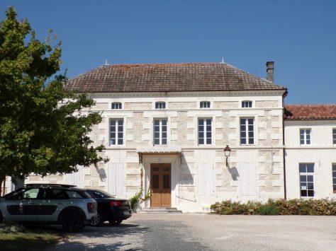 Brie-sous-Matha - La mairie (3 juillet 2019)