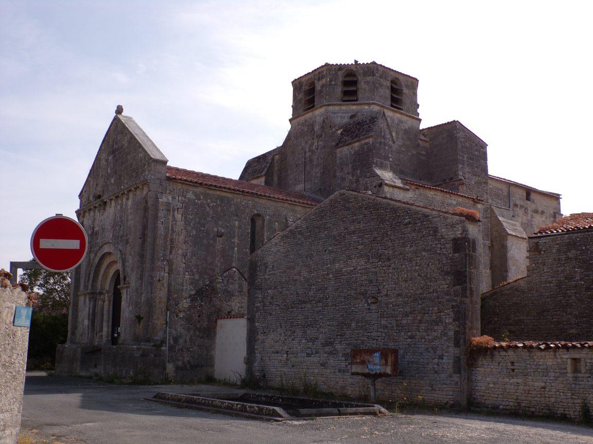 Sonnac - L'église Saint-Etienne (18 juillet 2019)