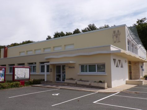 Rouffiac - La mairie (21 août 2019)