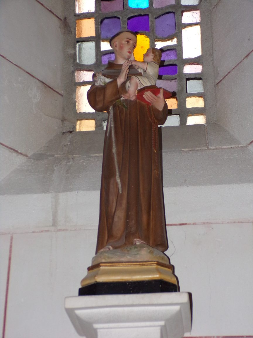 Gondeville - L'église Notre-Dame - Saint Antoine de Padoue (21 septembre 2019)