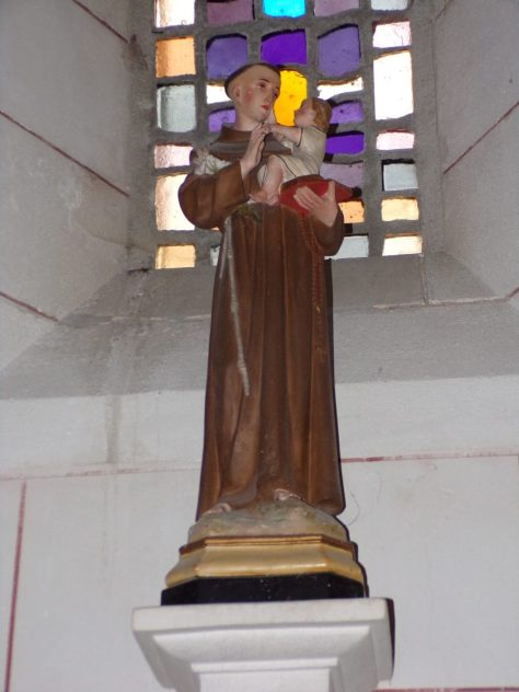 Eglise Notre-Dame - Saint-Antoine - Gondevile (21 septembre 2019)