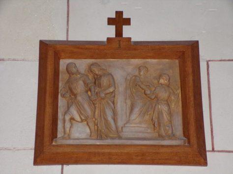 Eglise Notre-Dame - Le chemin de Croix - Gondevile (21 septembre 2019)