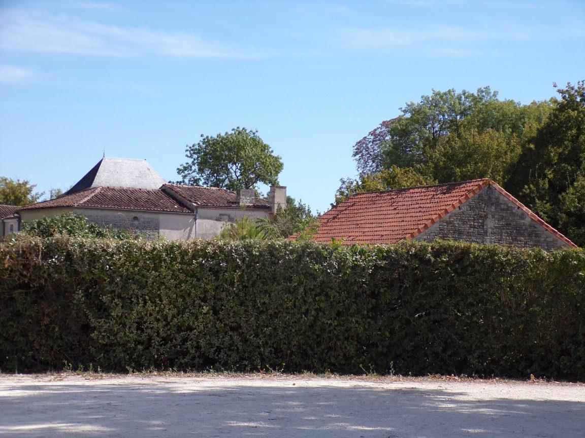 Brie-sous-Matha - Le moulin Gadeville (16 septembre 2018)