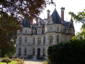 Jarnac - Le château Saint-Martial (21 septembre 2016)