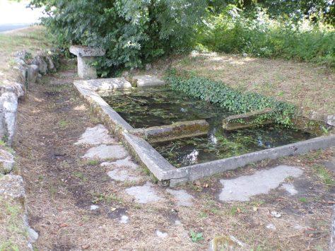 Le lavoir (Angeac-Charente) - 19 août 2016