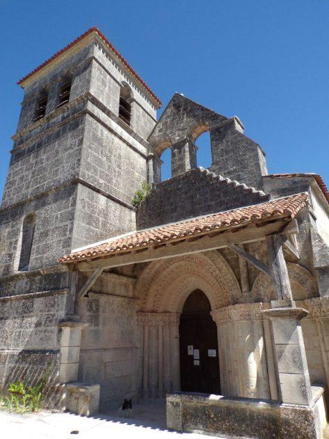 Ars - Eglise Saint-Maclou (22 août 2016)