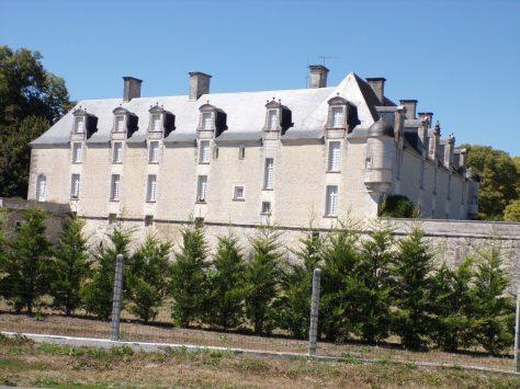 Ars - Le château d'Ars (24 août 2016)