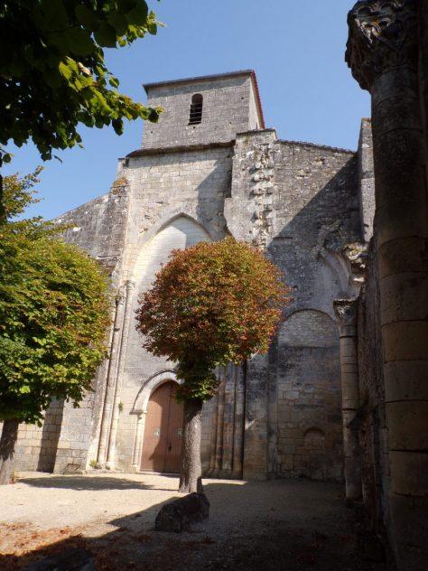 L'Eglise de Bouteville (8 septembre 2016)