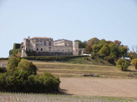 Bouteville - Le Château de Bouvetille (8 septembre 2016)