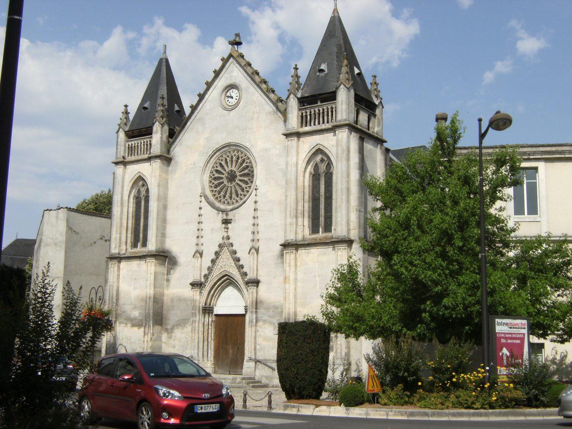 Église Saint-Jacques (1 juillet 2015)