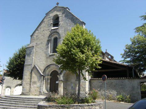 Église Saint-Martin (13 juillet 2015)