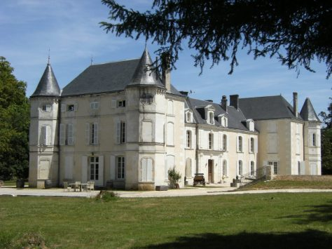 Château de Chastenay (25 juin 2015)