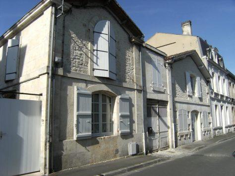 Distillerie d'eau-de-vie de cognac A. Drouillard et Cie, actuellement ORECO (20 août 2015)