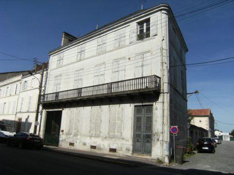 Distillerie d'eau-de-vie de cognac Barnett et fils, puis Barnett et Elichagaray (20 août 2015)