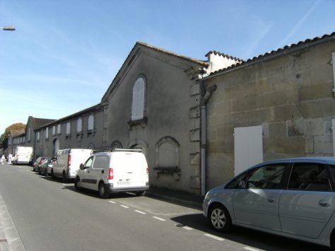 Distillerie d'eau-de-vie de cognac de Laage fils et Cie, puis A. Auboynneau et fils, actuellement Rémy Martin (20 août 2015)