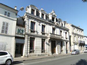 Distillerie d'eau-de-vie de cognac Georges Sayer, puis Louis Imbaud (26 août 2015)