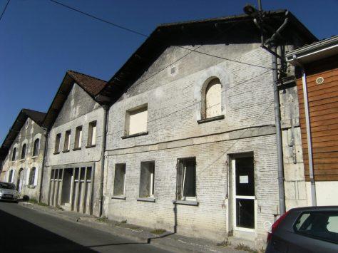 Distillerie d'eau-de-vie de cognac P. Laugerat et Cie, actuellement Jas. Hennessy et Cie (21 août 2015)
