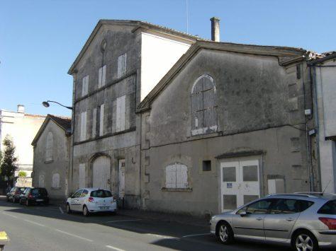 Distillerie d'eau-de-vie de cognac Paul Imbaud, puis Sayer G et Cie, puis Distilleries réunies, puis Unicoop (26 août 2015)