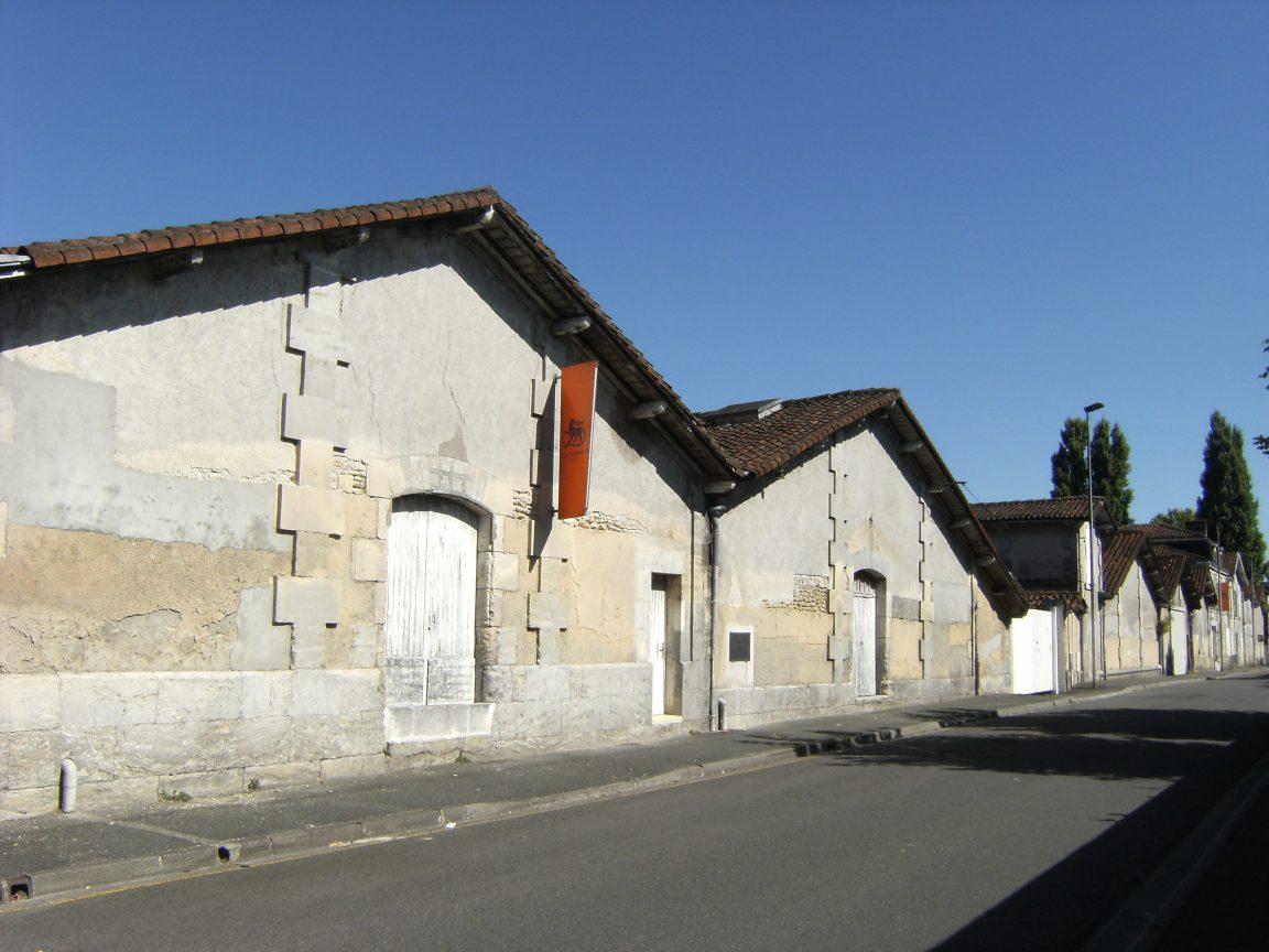 Distillerie dite Distillerie Pinet, Castillon et Cie, puis Castillon et Cie, actuellement Fussigny (21 août 2015)