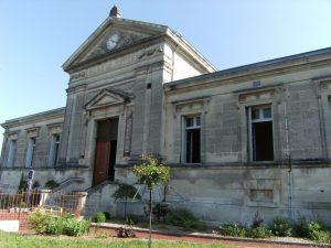 Le palais de justice (12 avril 2015)
