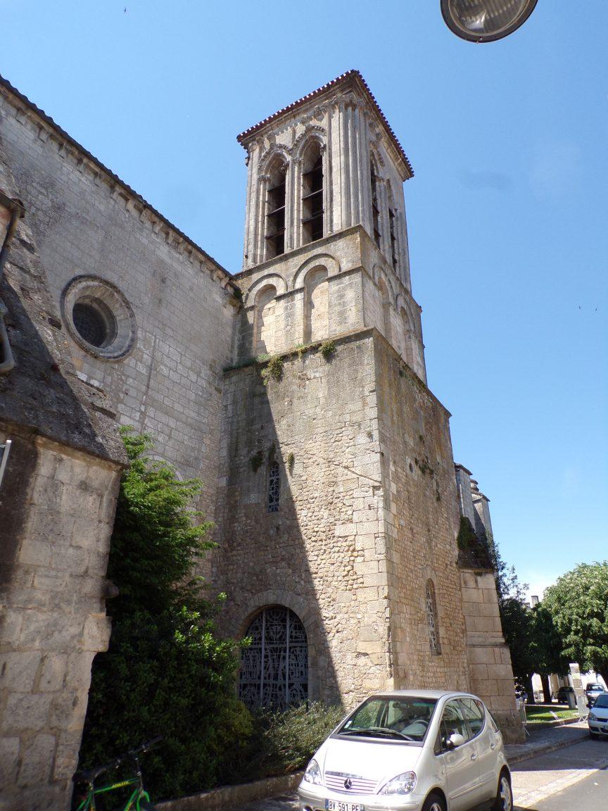 Jarnac - L'église Saint-Pierre (2 juin 2019)