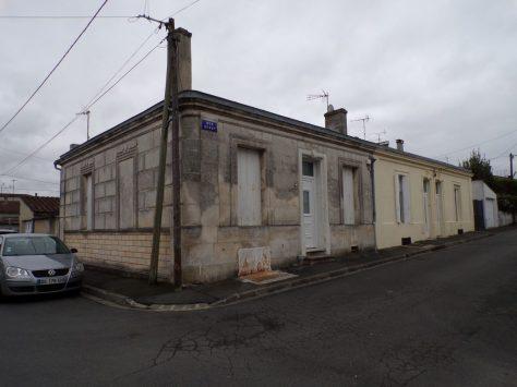 Ensemble de trois maisons (1 à 5)