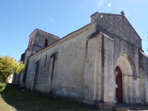 Eglise de Gimeux (22 août 2016)