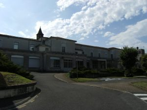 Hôpital Notre-Dame, Hospice, rue de l'Hôpital (12 août 2015)