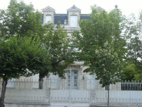 Hôtel, 19 boulevard Émile Zola (13 juillet 2015)