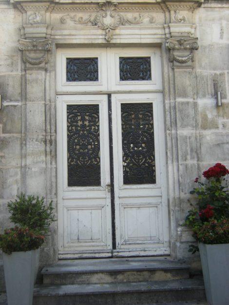 Porte 8 rue Émile