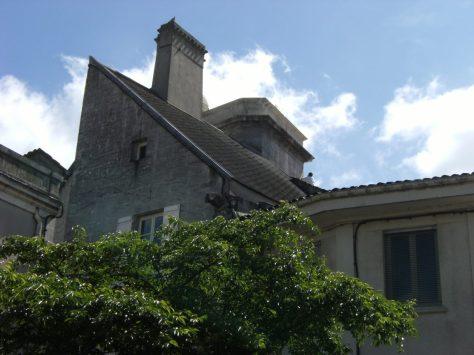 Hôtel Bernard de Javrezac (mai 2015)