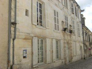 Hôtel Brunet du Bocage (mai 2015)