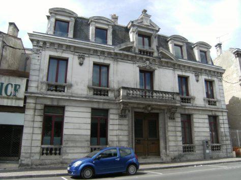 Hôtel de négociant (N° 102) - 11 juillet 2015